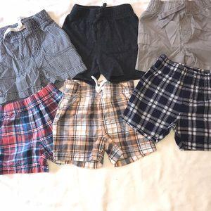 Baby boys 9 month shorts bundle